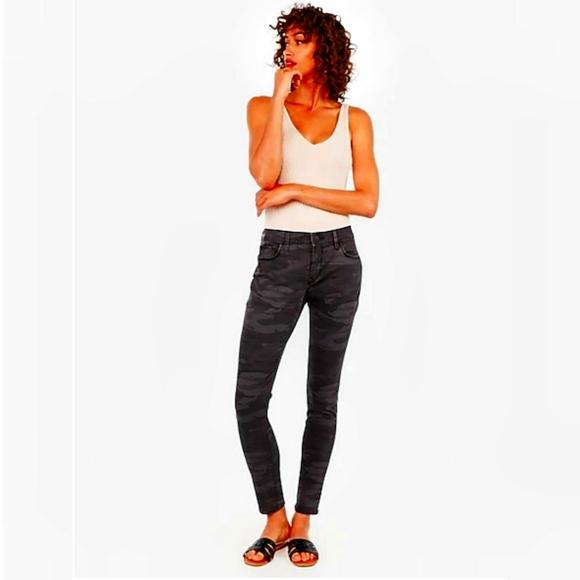 🆕 Express Camo Skinny Jeans